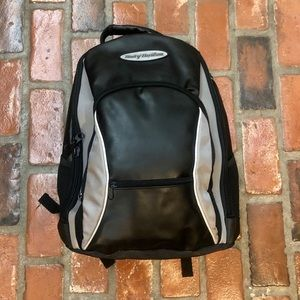 Harley-Davidson Sissy Bar Backpack NWOT